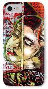 Neruda Love Poem IPhone Case