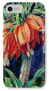 Night Flower IPhone Case
