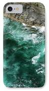 Nowhere To Go Cliffs Of Moher Ireland IPhone Case
