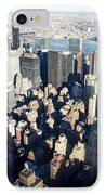 Nyc 4 IPhone Case