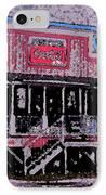 Ocracoke Island Shop IPhone Case