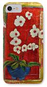 Ode To Orchids IPhone Case