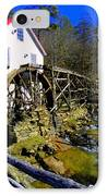 Old 1886 Mill IPhone Case