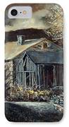 Old Barns IPhone Case