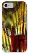 Old Church Organ IPhone Case