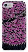 Oreo In Pink IPhone Case