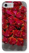 Origami Flowers IPhone Case