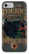 Outdoor Bear IPhone Case