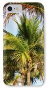 Palm Portrait IPhone Case