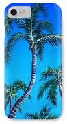 Palm Tops IPhone Case