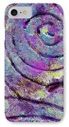 Passionate Swirl IPhone Case