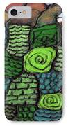Patches Of Green IPhone Case