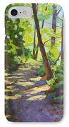 Path To The Lake IPhone Case