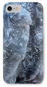 Patterned Ice IPhone Case