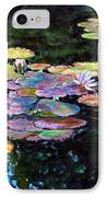 Peace Among The Lilies IPhone Case
