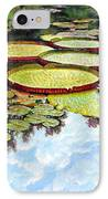 Peaceful Refuge IPhone Case