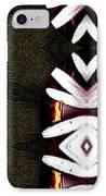 Pepitas Oriental Art IPhone Case