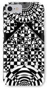 Philosophers Kaleidoscope IPhone Case