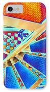 Pike Brewpub Stair IPhone Case