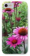 Pink All Over IPhone Case