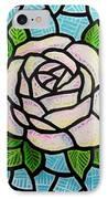 Pinkish Rose IPhone Case