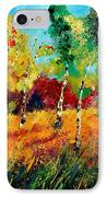 Poplars '459070 IPhone Case