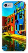 Primary Colors 2 IPhone Case