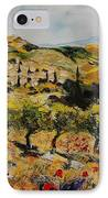Provence 10080 IPhone Case