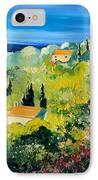 Provence 459070 IPhone Case
