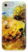 Provence 56 IPhone Case