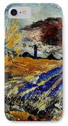 Provence 564578 IPhone Case