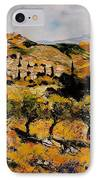 Provence10080 IPhone Case