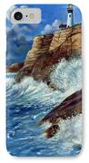 Psalm Forty Three-three IPhone Case