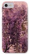 Purple Pleasures IPhone Case