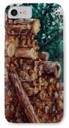 Raining Day - Woods IPhone Case