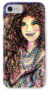 Ravishing Beauty IPhone Case