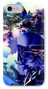 Recombinant F5 Touch Of Pink IPhone Case