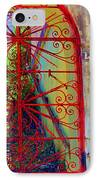 Red Gate IPhone Case