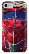 Red Hot Rod IPhone Case