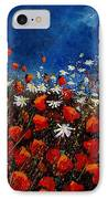 Red Poppies 451108 IPhone Case