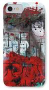 Red Rover  Red Rover IPhone Case