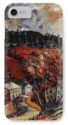 Redu Village Belgium IPhone Case