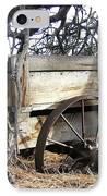 Retired Farm Wagon IPhone Case