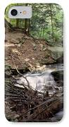 Ricketts Glen Falls 030 IPhone Case