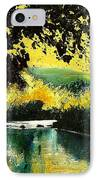 River Houille  IPhone Case
