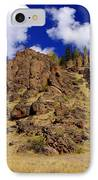 Rocky Butte IPhone Case