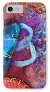 Ruby Slippers 8 IPhone Case