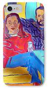 Rudy And Molly IPhone Case