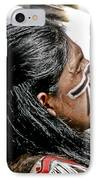 Sacred Flute IPhone Case