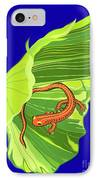 Salamander IPhone Case